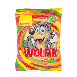 Wolfík Fruit mix BIO 85 g Wolfberry